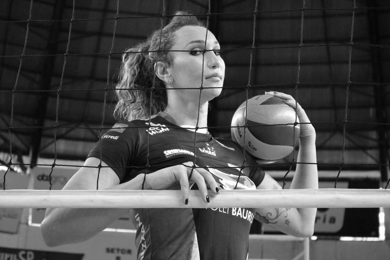 Tifanny Abreu, primeira jogadora transexual a disputar a Superliga feminina