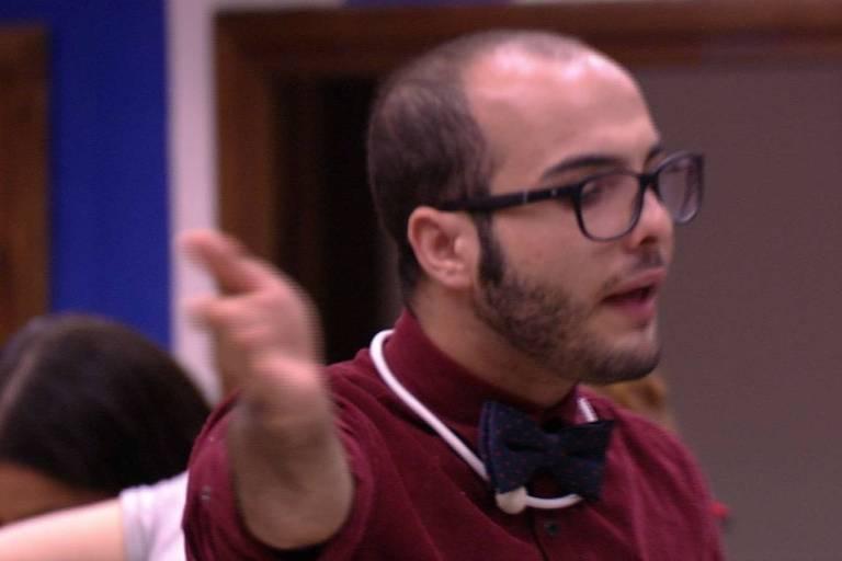 O sexólogo Mahmoud
