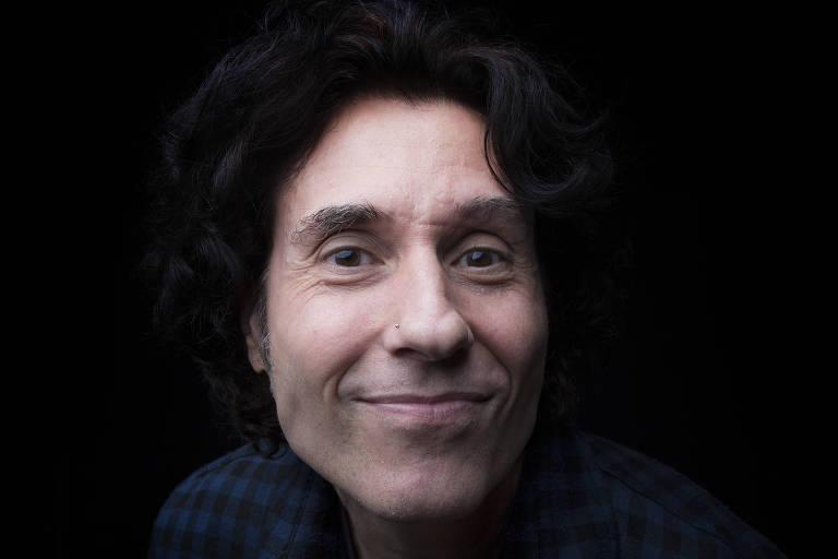 Dinho Ouro Preto, líder e vocalista da banda Capital Inicial