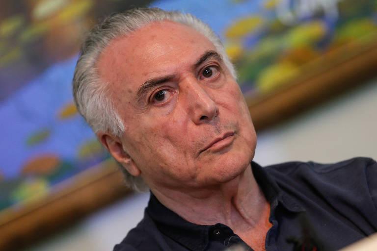 Presidente Michel Temer em  Encontro com Líderes Políticos de Roraima