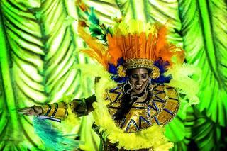 (13)BRASIL-RIO DE JANEIRO-CARNAVAL-GRUPO ESPECIAL