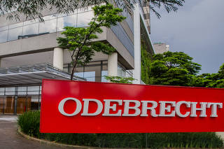 Prédio da Odebrecht em São Paulo