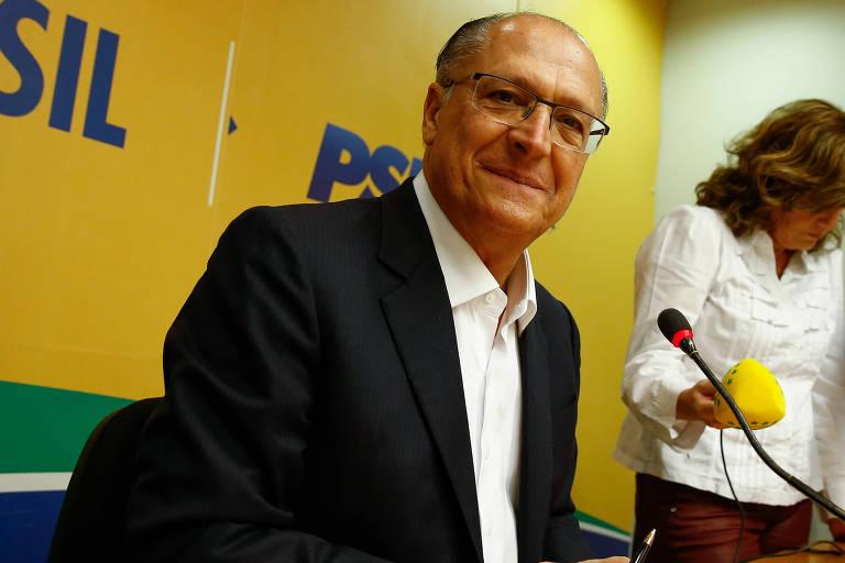 Governador de SP, Geraldo Alckmin: precatórios do Estado poderão ser antecipados