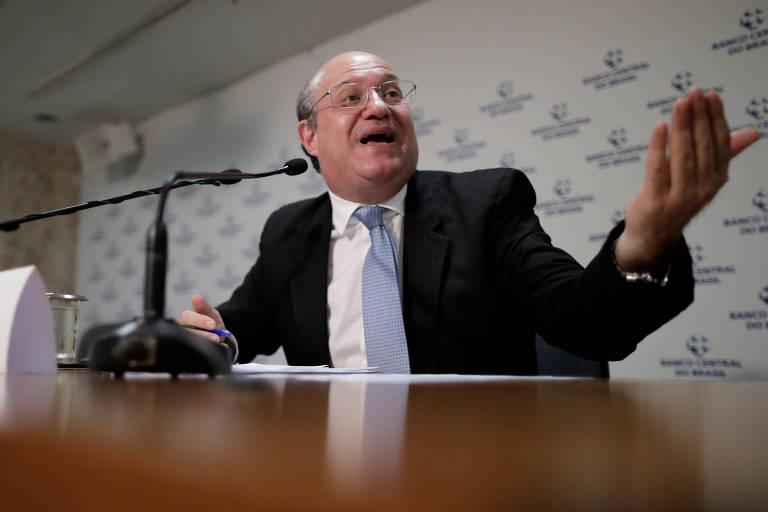 Presidente do Banco Central, Ilan Goldfajn: pesquisa mostra inflação menor e juro em 6,75% neste ano