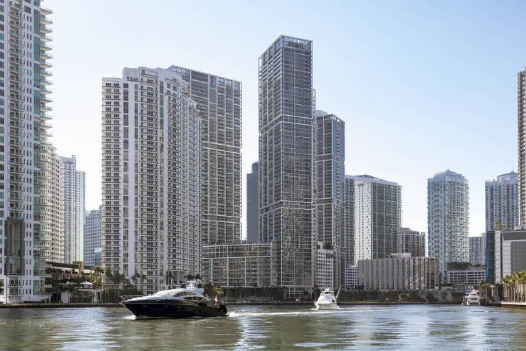 Região em Miami passa por revitalização