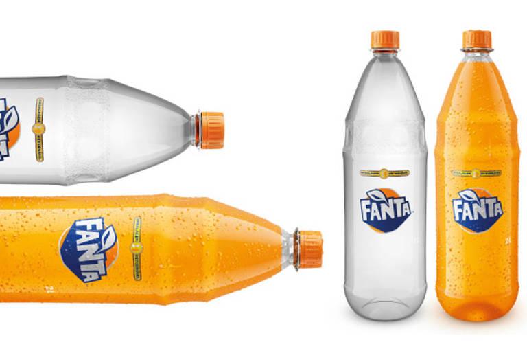 Feitas em RefPET, as garrafas retornáveis podem ser usadas 25 vezes e estão na meta de destinação de embalagens da indústria de bebidas