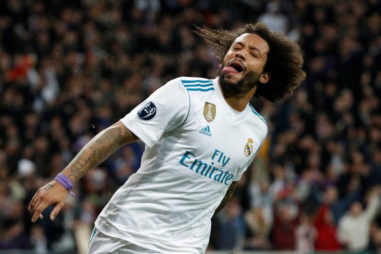 Real Madrid x Paris Saint-Germain (PSG)