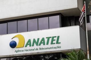 Fachada da Anatel