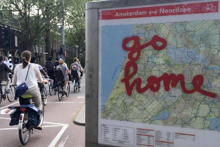 Aos poucos, Europa está se cansando do turismo