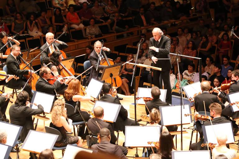Concerto regido por Isaac Karabtchevsky está na programação