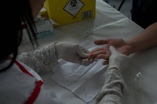 Teste - Hepatite C