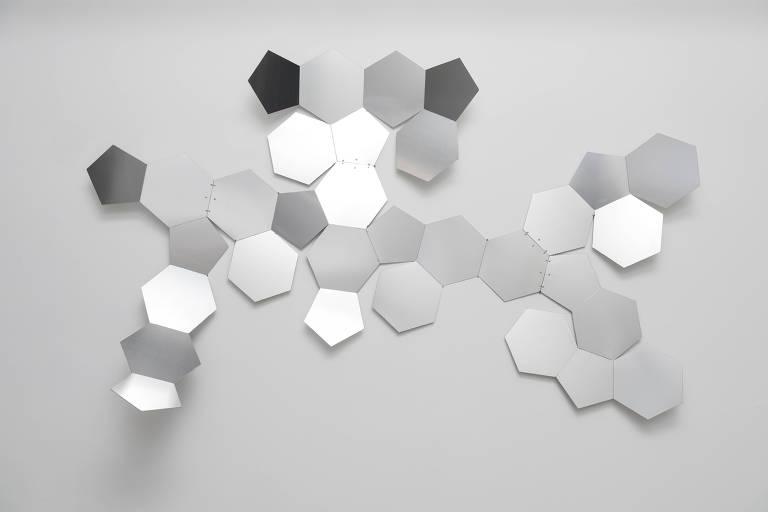 dobradura em alumínio