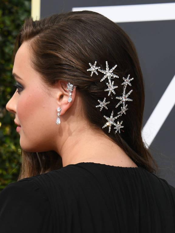 Penteados decorados