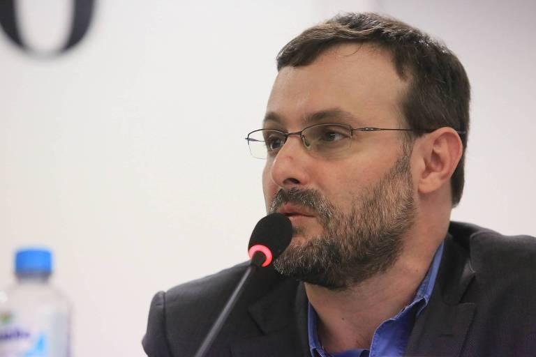 Renato Sergio de Lima, presidente do Fórum Brasileiro de Segurança Pública