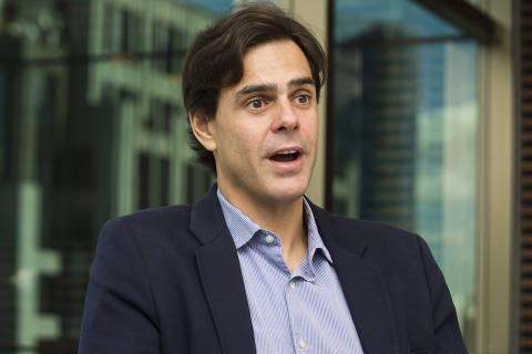 SAO PAULO - SP - 15.05.2017 -  Guilherme Benchimol, presidente da XP, corretora que teve parte vendida ao Itau.  . (Foto: Danilo Verpa/Folhapress, MERCADO) ***EXCLUSIVO FOLHA***