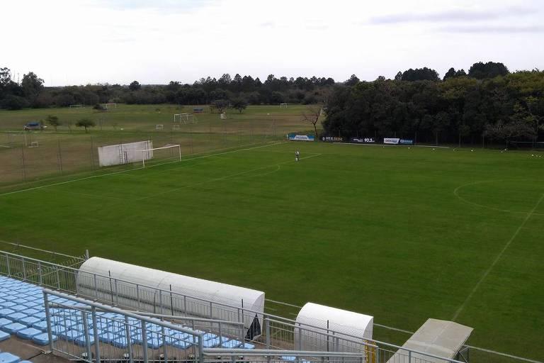 Centro de Treinamento do Grêmio foi penhorado na Justiça