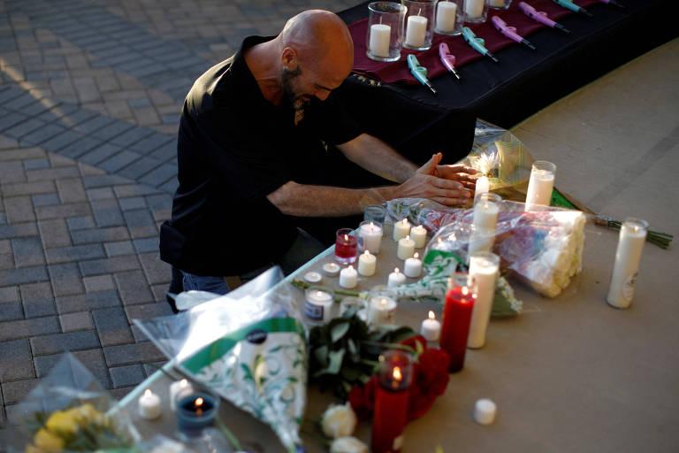 Ataque a tiros em escola na Flórida