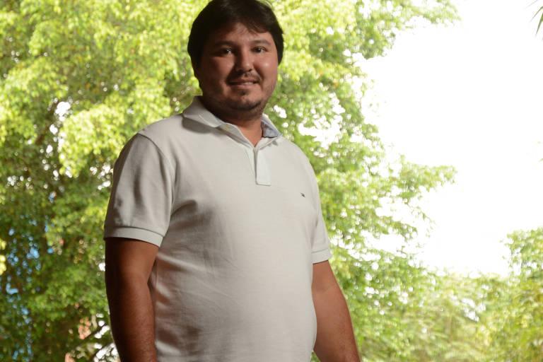 Willians Marques, da Tray, especializada em desenvolver soluções para lojas virtuais