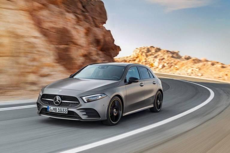 Mercedes renovado