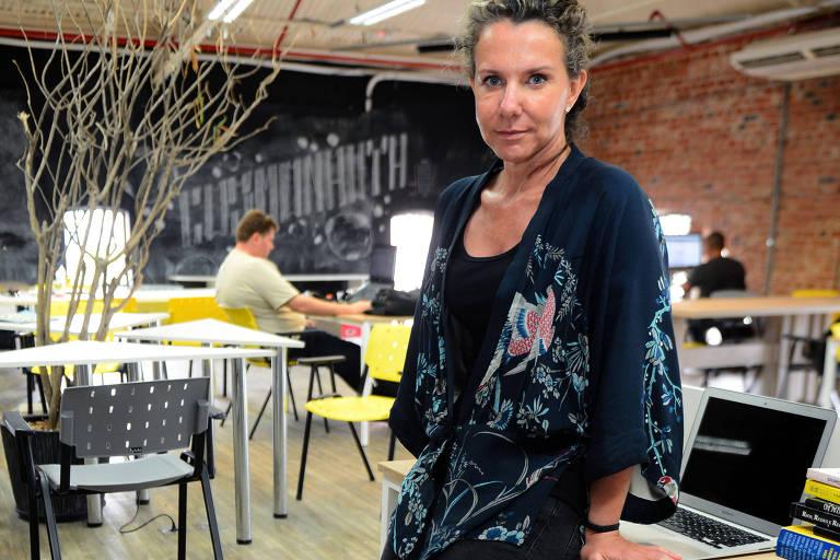 Luciana Stein, pesquisadora de tendências da TrendWatching