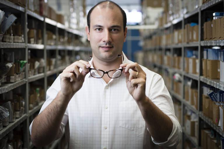 Bruno Ballardie, 34, fundador da eÓtica