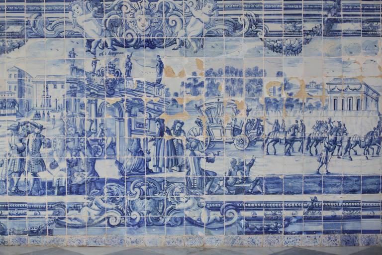 Os azulejos portugueses