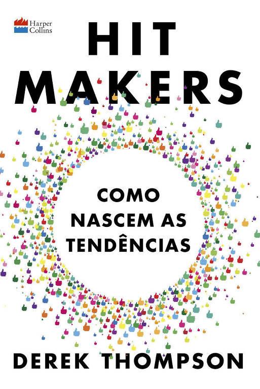 Capa do livro Hit Makers