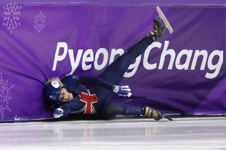 Olimpíadas de Inverno de Pyeongchang - 10º Dia