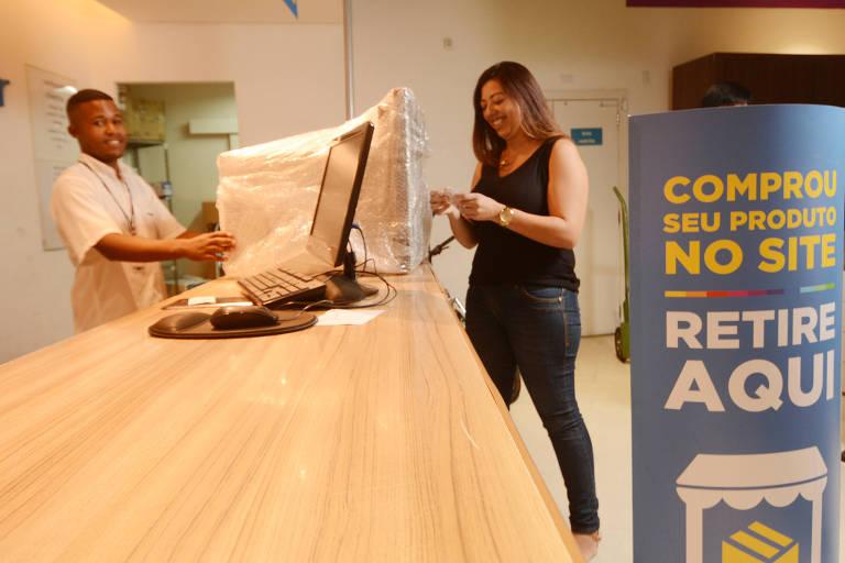 Varejistas estão traçando planos e fazendo investimentos pesados para integrar as lojas físicas com o comércio online