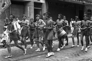 Em 1945, EUA alertavam para lança-perfume do Carnaval do Brasil