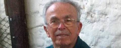 Benedicto José Nogueira (1936-2018) ORG XMIT: ZAsGXcuQkMSgkcWw-OKV DIREITOS RESERVADOS. NÃO PUBLICAR SEM AUTORIZAÇÃO DO DETENTOR DOS DIREITOS AUTORAIS E DE IMAGEM