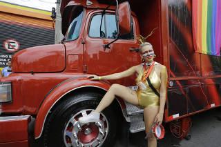 Bloco de Daniela Mercury encerra o Carnaval de São Paulo