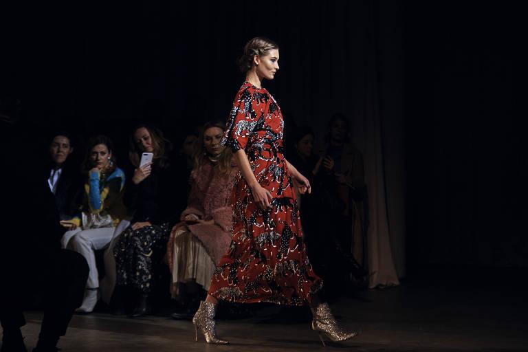 Semana de moda de Nova York 2018