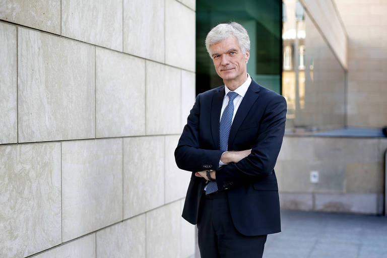 Andreas Schleicher, coordenador do Pisa