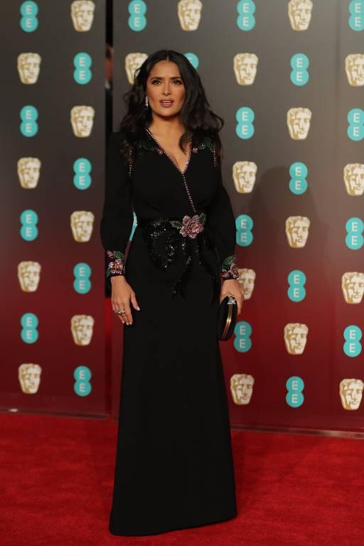 Tapete vermelho do BAFTA