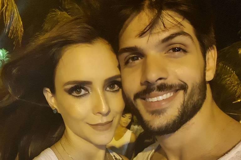 Lucas e Ana Lúcia