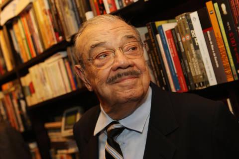 SAO PAULO/SP-BRASIL,26/06/2012 - Altino Joao de Barros no lançamento do livro do ex-ministro Saïd Farhat lança