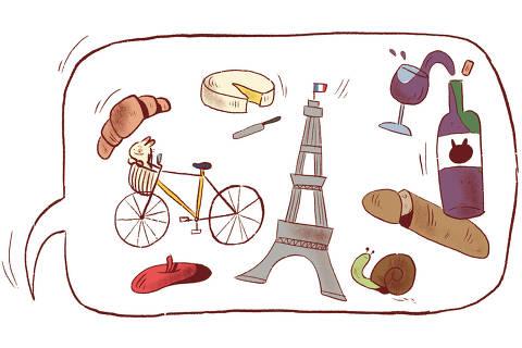 Ilustrações idiomas