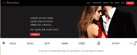 Aplicativos e Sites Sugar Daddy - Meu Patrocínio