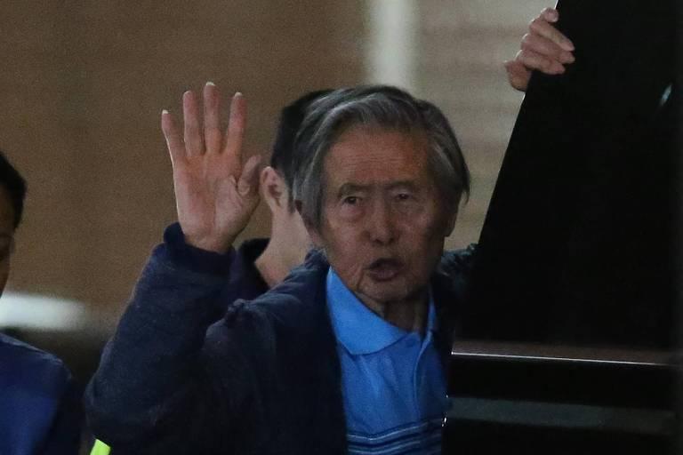 É o fim da dispensação Fujimori no Peru?