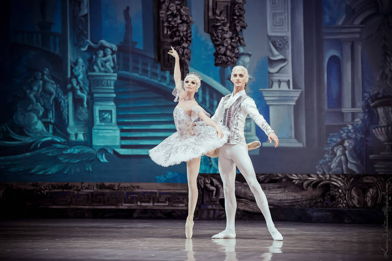 Solistas do Kiev Ballet se apresentam nesta quarta