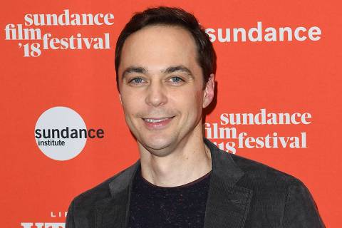 Actor Jim Parsons attends the 'A Kid Like Jake' Premiere during the 2018 Sundance Film Festival at Eccles Center Theatre on January 23, 2018 in Park City, Utah. / AFP PHOTO / ANGELA WEISS ORG XMIT: 01