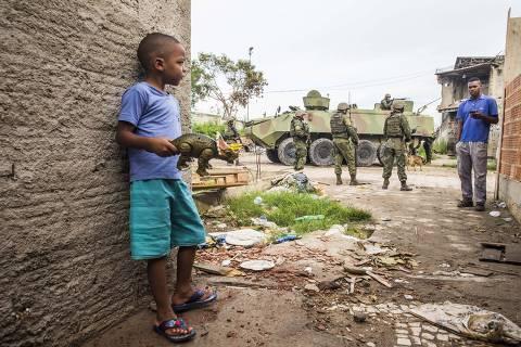 Com 'muita mídia', Rio tem violência espalhada e também mais 'visível'