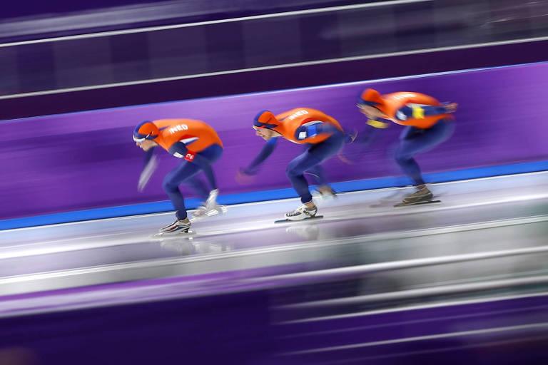 Olimpíadas de Inverno de Pyeongchang - 15º Dia