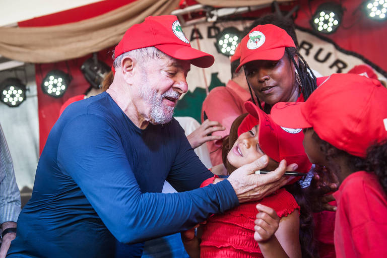 Lula em Minas Gerais