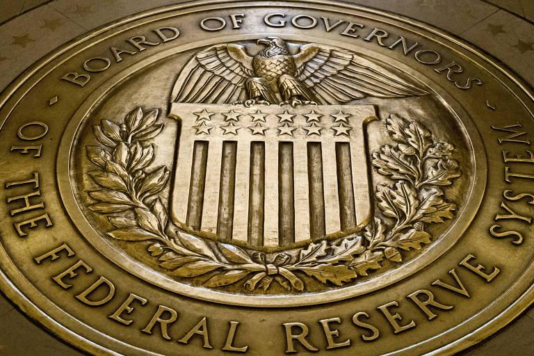 Selo do Federal Reserve (banco central americano)