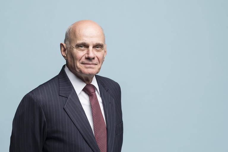 O jornalista Ricardo Boechat