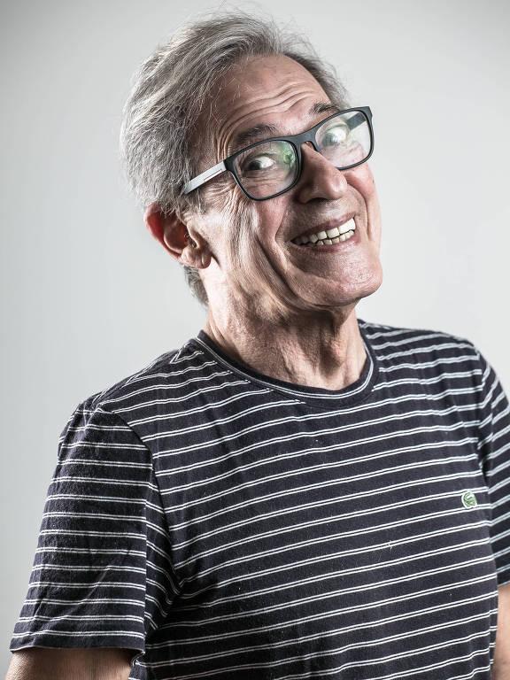 O jornalista e colunista da Folha, José Simão