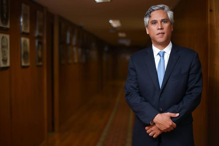 João Manoel Pinho de Mello, diretor de organização do sistema financeiro do Banco Central