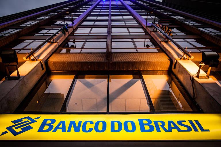Fachada do Banco do Brasil, na avenida Paulista, em São Paulo
